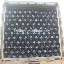 Produits à haute demande a105 / a106 gr.b tuyau en carbone sans soudure
