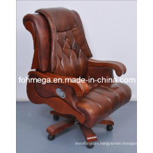 European-Style Luxury Office Chair for President / CEO / Chairman Foh-1239