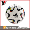 barato en tamaño profesional bola de futsal del balón de fútbol del fósforo del tamaño 5 profesional para la venta