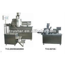 TVG Serie Super Mixer Granulator