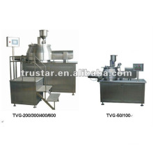 TVG Series Super Mixer Granulator