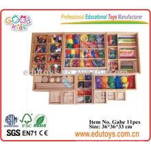 educational toys teaching aids gabe 11pcs