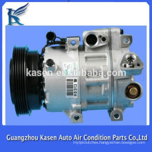 VS-15 12v R134a electromagnetic air compressor for Hyundai 977012H200