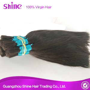 Brazilian Real Human Hair Bulk Straight