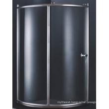 Australian Standard Tempered Glass Sliding Corner Glass Shower Room (H007A)
