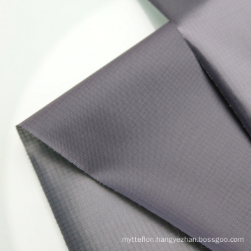 190T Directly Sale Grey Inflatable Water Bladder Used Mesh Nylon Laminated TPU Film Airtight Fabric