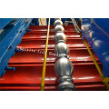 Aluminum Step Roof Tile Roll Forming Machine