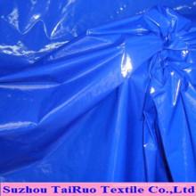 Taffetas en nylon avec finition à l'huile pour le tissu de downjacket