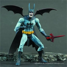 Klassische kreative Vinly Großhandel PVC Halloween Kunststoff Bat Spielzeug für Dekoration