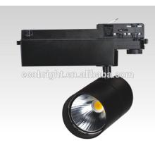 Espiga de 30W/50W led luz de pista / ce rohs led faixa 3 anos garantia faixa de luz led spot de luz