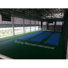 Maunsell International Revêtement de sol en PVC de haute qualité pour Cricket Court intérieur / extérieur
