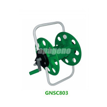 Decorative Garden Hose Reel with Hose