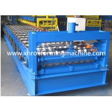 Machine de formage de rouleaux de panneaux de toit Hot-Sale