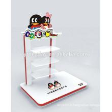présentoir portatif de publicité acrylique