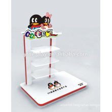 acrylic advertising portable display stand