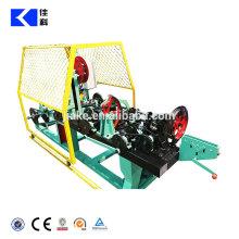 Machine à fil barbelé à torsion inverse CS-C entièrement automatique