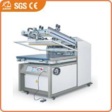 Máquina de impressão de tela (etiqueta do microcomputador)