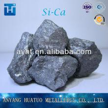 China Si Ca / Ferro Silício Cálcio / Cálcio Silício Fornecimento / Exportação / Fabricação