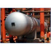 Instalação Fácil Trocador de calor durável Shell & Tube