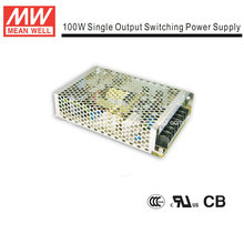 Mean Well 100W Open-Frame Power Supply (NES-100)