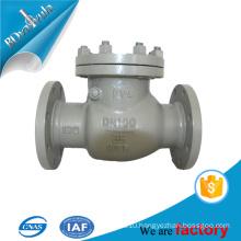 Gray iron flanged class150 dn1400 API check valve