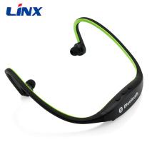 Fone de ouvido sem fio na moda estilo esporte fone de ouvido