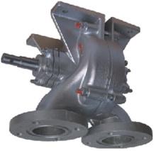 semi trailer truck parts combined valve