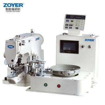 Factory Bar Tacking Computer Hand Stitch Ultrasonic Lace Sewing Machine