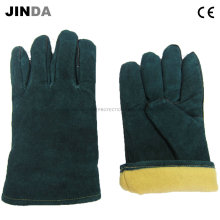 Cowhide Leather Welding Gloves (L005)