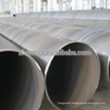 ASTM A106 Spiral Welded Carbon Steel Pipe