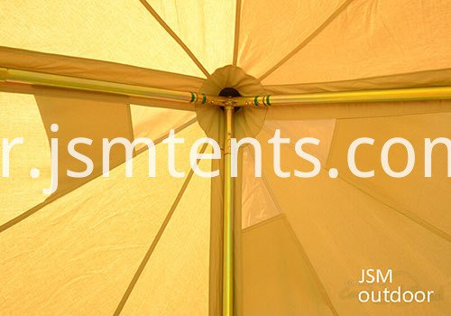 Big Outdoor Canvas Bell Tents