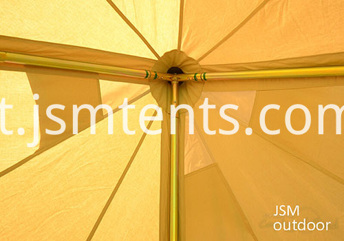 Big Outdoor Bell Tents