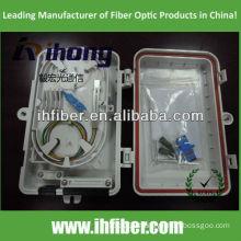 FTTH Mini Fiber Optic Terminal Box 4fiber ODF