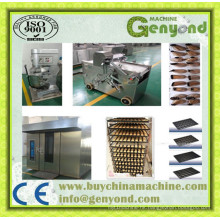 Full Set Automatic Industrial Cookies Cakes Processling Line