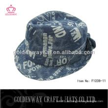 Mode Hut männlichen Herbst und Winter Turban Hut für Mann Winter männlichen Tasche Hut klassischen formalen Hüte