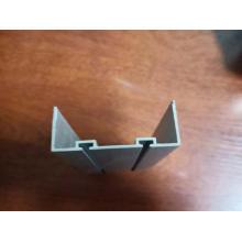 Puerta de perfil de extrusión de aluminio personalizada