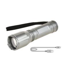 Lampe torche à longue distance zoomable