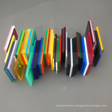 Funiture Material Acrylic Plastic Glass Sheets Acrylic Plate