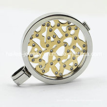 Fashion Hot Sale Stainless Steel Floating Locket Pendant