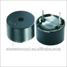 Zumbador electromagnético, elemento piezoeléctrico