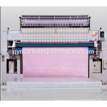 Flat Quilt 33 Head Chain Stitch Garments Computerized Bordado Quilting Machine