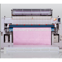 Одеяло Плоский 33 Глава Тамбурный Шов Швейной Компьютеризированной Вышивки Выстегивая Машина