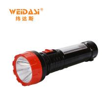 La plus puissante lampe de poche solaire WD-515 lumière de la torche de lumière emenrgency a mené la lumière