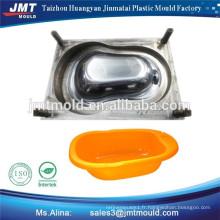 Injection plastique de haute qualité baignoire bébé fabricant de moulage