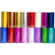 Coated Metallized Polyester Film for Glitter Powder