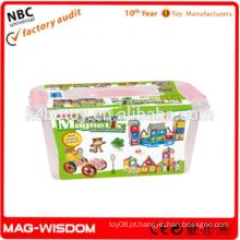Brinquedo Magnetic Educacional Diy