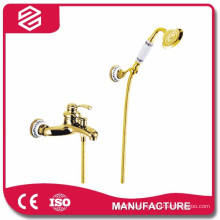 simple copper bath shower sets shower faucet set