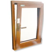 Bottom-Hung Casement Window Opening Inwards/Aluminium Hung Window