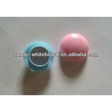 Botão magnético de quadro branco, botão magnético plástico 20mm