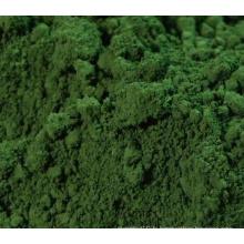 Oxyde de chrome vert pour pigment